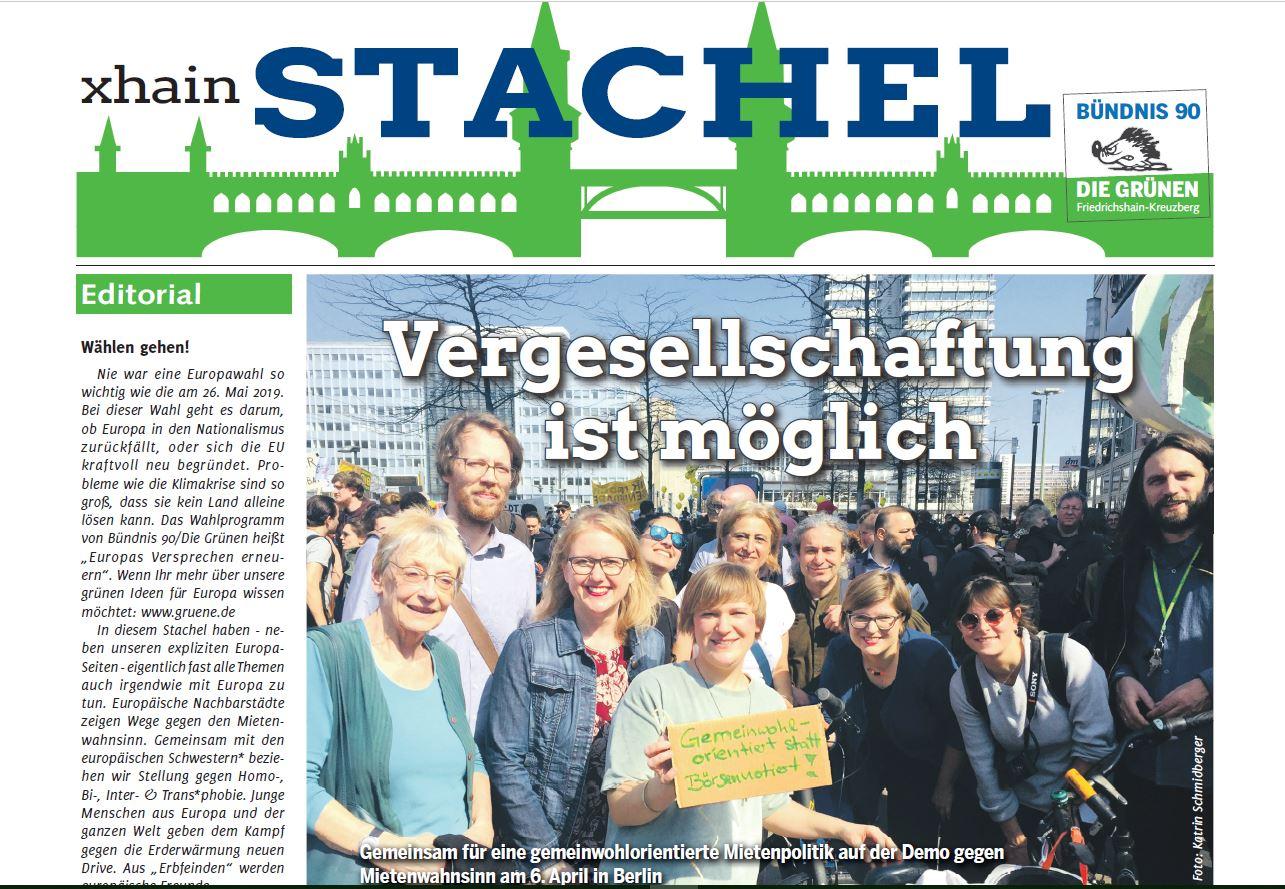 Stachel Ausgabe 65