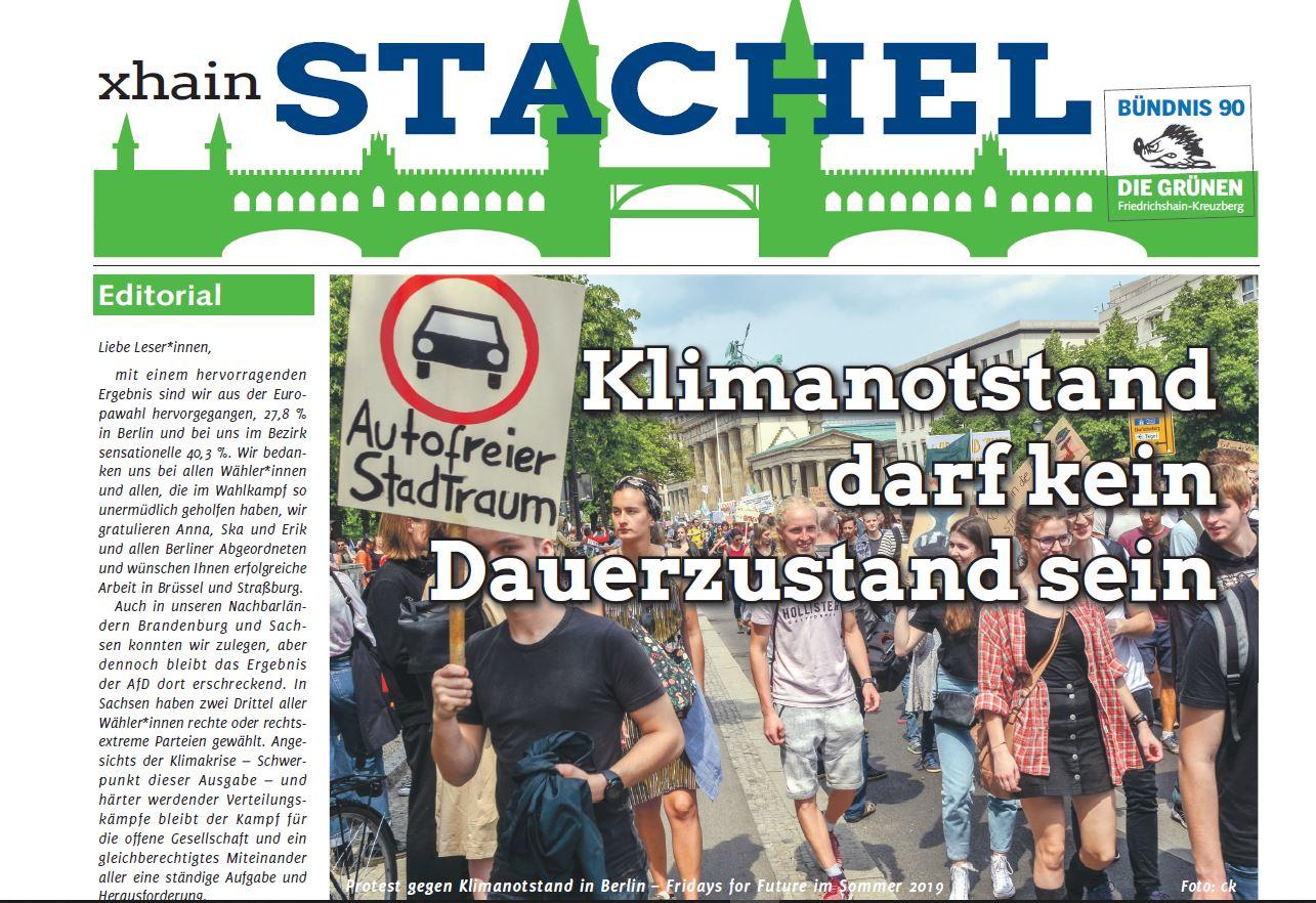 Stachel Ausgabe 66