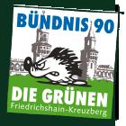 Grüne Xhain Logo