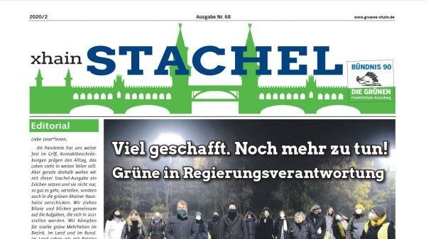 Stachel Ausgabe 68